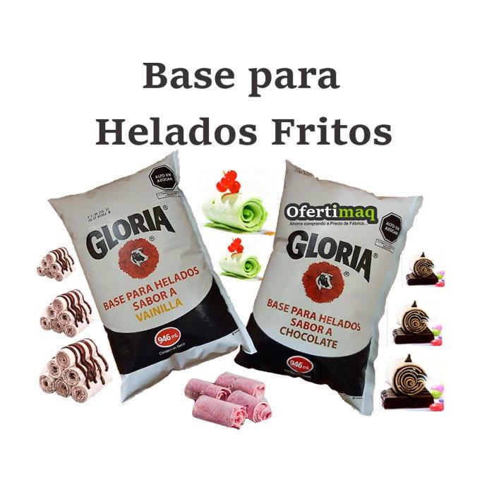 BASE PARA HELADOS GLORIA
