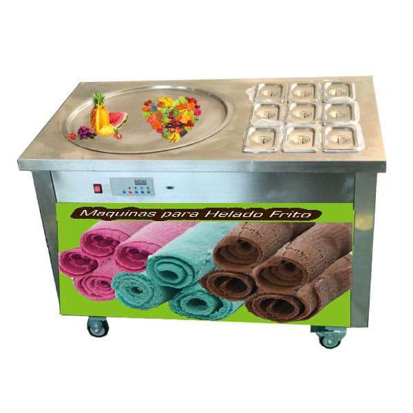 Base de helados para la máquina