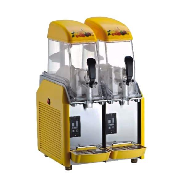 Máquina cremoladera 2 sabores