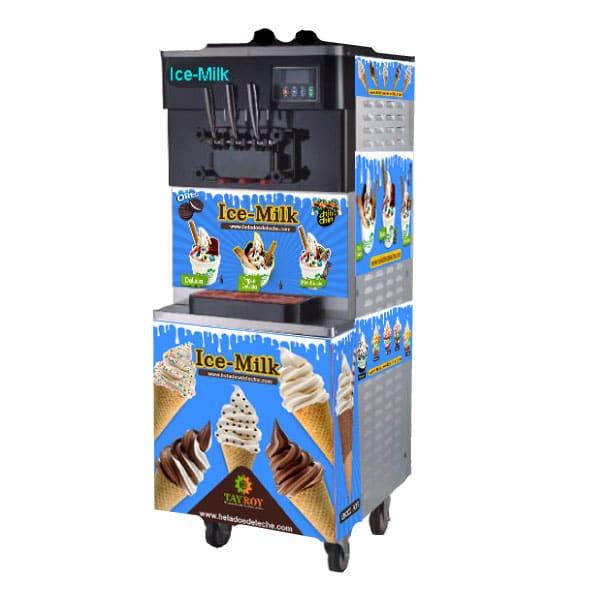 Máquina de Helados de Crema
