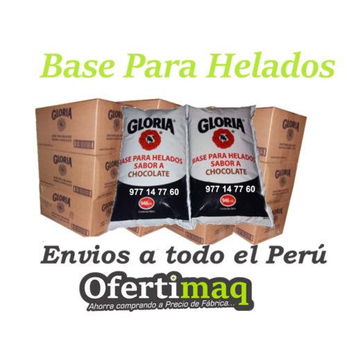BASE GLORIA 5