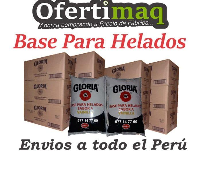BASE GLORIA 6
