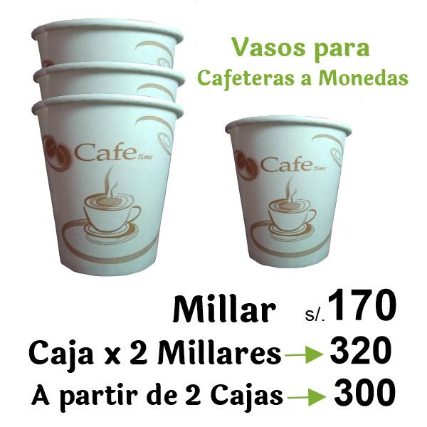 Vasos para Cafeteras